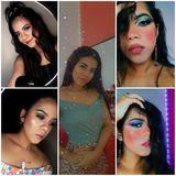 Blogger  Osdaly Peñafiel - Maquilladora
